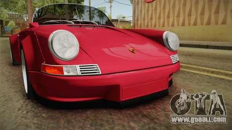 Porsche 911 RWB Speedster 1984 for GTA San Andreas side view