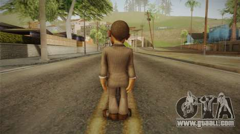Barack Obama DD Skin for GTA San Andreas third screenshot