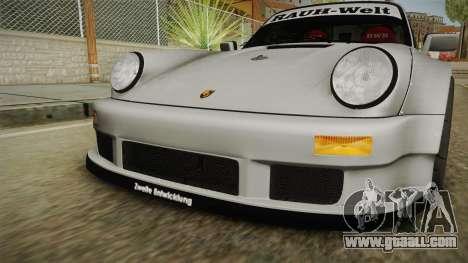 Porsche 911 RWB Terror 1982 for GTA San Andreas side view