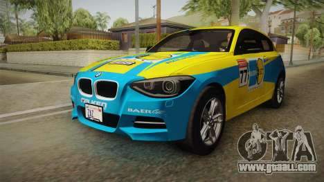 BMW M135i 2013 for GTA San Andreas engine