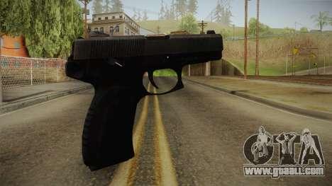 Battlefield 3 - MP443 for GTA San Andreas second screenshot
