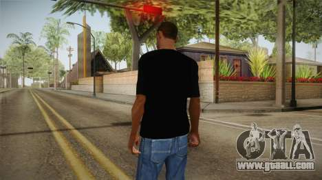 GTA 5 Special T-Shirt v7 for GTA San Andreas second screenshot