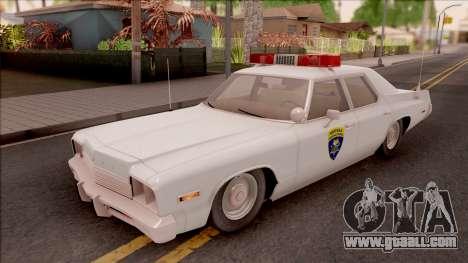 Dodge Monaco Montana Highway Patrol v2 for GTA San Andreas