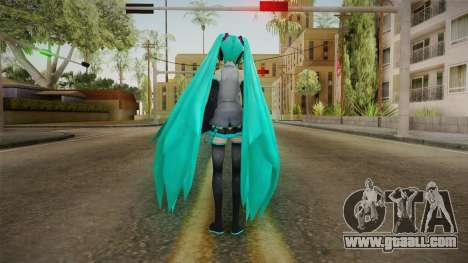 Lili Assistant Skin for GTA San Andreas third screenshot