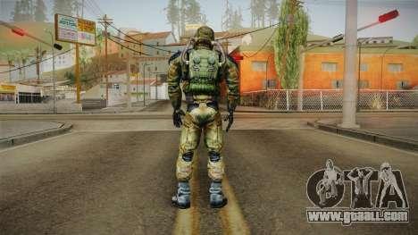 Skin Svoboda v6 for GTA San Andreas third screenshot