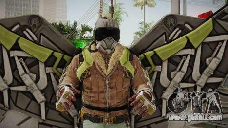 Marvel Heroes Omega- Vulture v3 for GTA San Andreas
