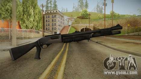 Mirror Edge Remington M870 for GTA San Andreas