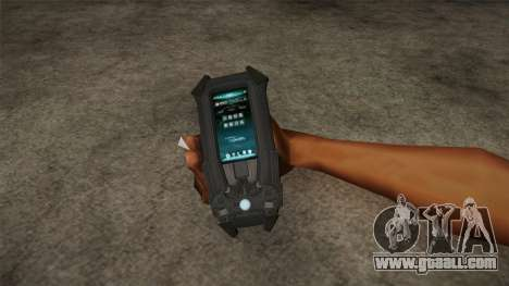 Batman: Arkham Knight - BatPhone for GTA San Andreas