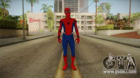Spider-Man Homecoming VR for GTA San Andreas second screenshot