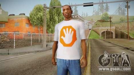 GTA 5 Special T-Shirt v4 for GTA San Andreas