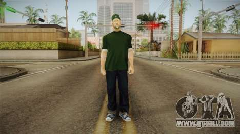New Sweet for GTA San Andreas second screenshot
