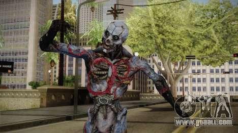 Mass Effect 3 Husk Gore for GTA San Andreas