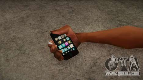 Watch Dogs SmartPhone for GTA San Andreas
