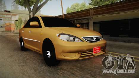 Toyota Camry 2006 for GTA San Andreas