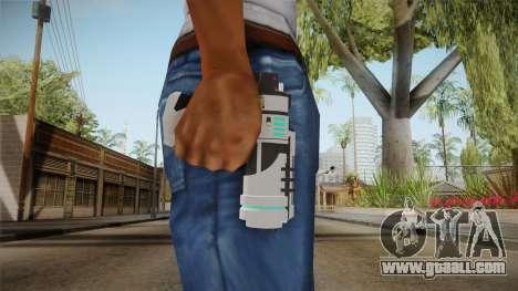 Planetside 2 - NS Deep Freeze for GTA San Andreas third screenshot