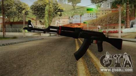 CS: GO AK-47 Redline Skin for GTA San Andreas