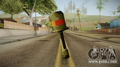 Metal Slug Weapon 14 for GTA San Andreas