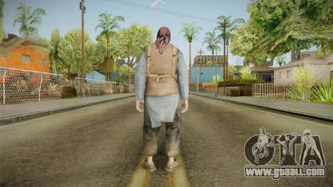 Medal Of Honor 2010 Taliban Skin v2 for GTA San Andreas third screenshot