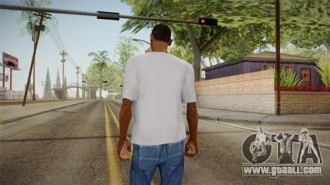 GTA 5 Special T-Shirt v4 for GTA San Andreas second screenshot