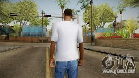 GTA 5 Special T-Shirt v11 for GTA San Andreas second screenshot