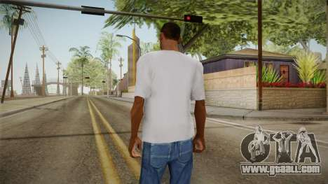 GTA 5 Special T-Shirt v6 for GTA San Andreas second screenshot