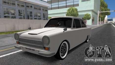 Lotus Cortina for GTA San Andreas
