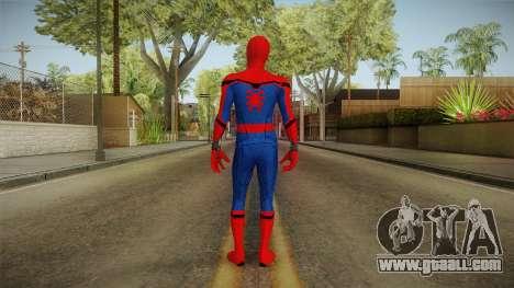 Spider-Man Homecoming VR for GTA San Andreas third screenshot