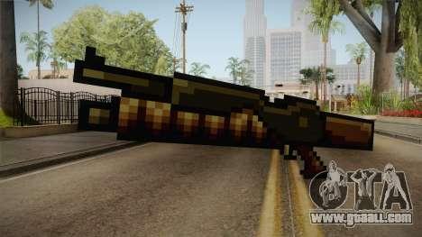 Metal Slug Weapon 11 for GTA San Andreas second screenshot