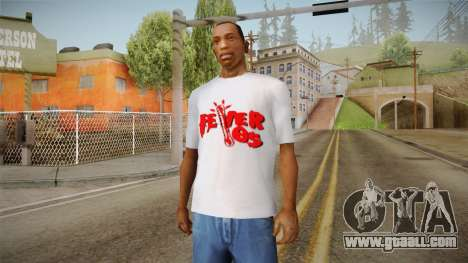 GTA 5 Special T-Shirt v3 for GTA San Andreas