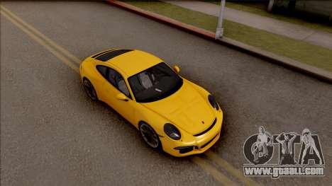 Porsche 911 R for GTA San Andreas right view