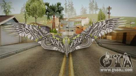 Marvel Heroes Omega- Vulture v1 for GTA San Andreas second screenshot