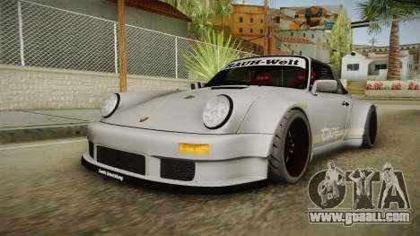 Porsche 911 RWB Terror 1982 for GTA San Andreas