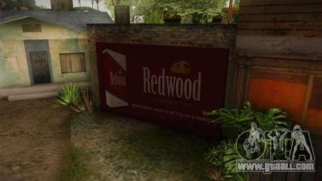 New CJ House Garage V2 for GTA San Andreas second screenshot