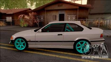 BMW M3 E36 Drift v2 for GTA San Andreas left view