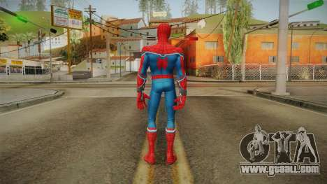 Marvel Contest Of Champions - Spider-Man for GTA San Andreas third screenshot