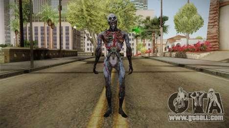 Mass Effect 3 Husk Gore for GTA San Andreas second screenshot