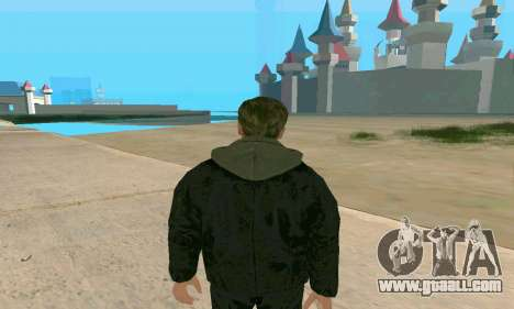 Arnold Schwarzenegger Terminator Genisys for GTA San Andreas third screenshot