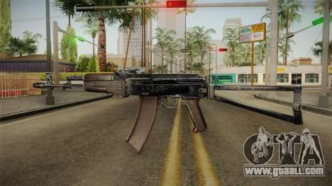 The weapon of Freedom v3 for GTA San Andreas second screenshot