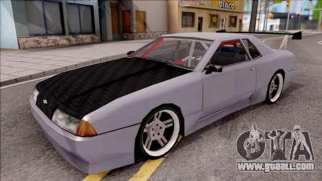 Drift Elegy for GTA San Andreas