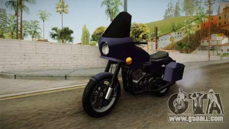 HPV 1000 Reborn for GTA San Andreas right view