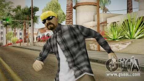 New Vagos Skin v4 for GTA San Andreas