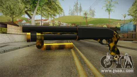 Leopard Shotgun for GTA San Andreas