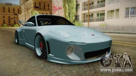 Porsche 997 Old & New 2008 for GTA San Andreas