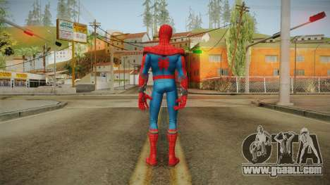 Marvel Contest Of Champions - Spider-Man v2 for GTA San Andreas third screenshot