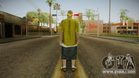 New Vagos Skin v5 for GTA San Andreas third screenshot