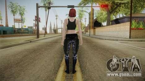 Mass Effect 3 Female SHepard for GTA San Andreas third screenshot