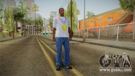 GTA 5 Special T-Shirt v11 for GTA San Andreas third screenshot