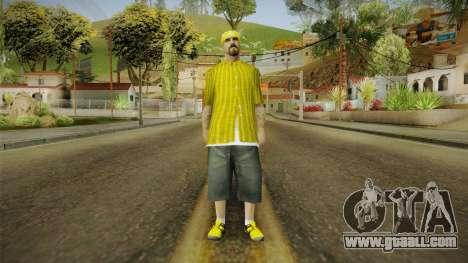 New Vagos Skin v5 for GTA San Andreas second screenshot