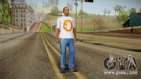 GTA 5 Special T-Shirt v4 for GTA San Andreas third screenshot