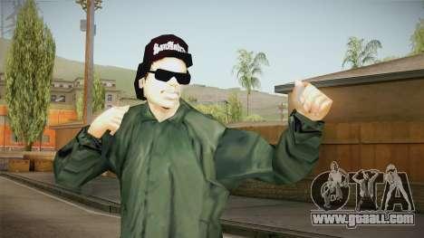 New Ryder v2 for GTA San Andreas